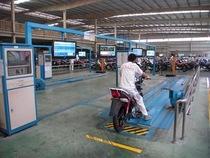 6.Motorcycle testing