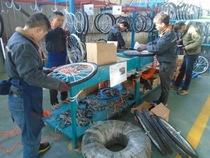 11.Tyre assembling