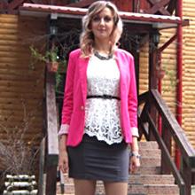 Alena from Belarus