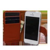 Mitao Mobile Case Apple Accessory 100% Genuine Leather Box