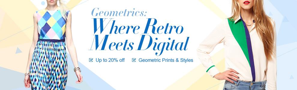 Fashion: Geometrics
