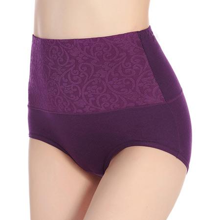 Luxury high waist lady panty 1049 slimming panty