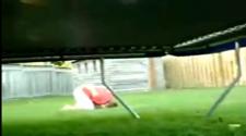trampoline helmet