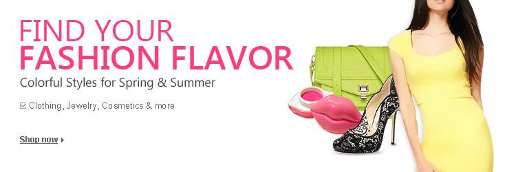 fashion flavor