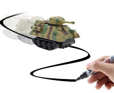 Magic Inductive Tank