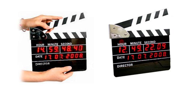Director's Alarm Clock