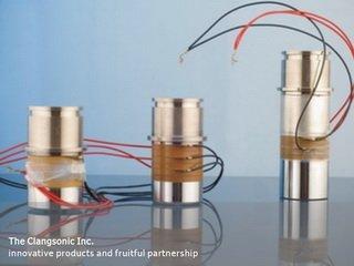 Yuhuan Clangsonic Ultrasonic Transducer Co., Ltd.