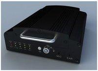 Автомобильный видеорегистратор OEM 4ch DVR,  GPS, 3g, g DSMD-6606