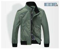 2012 Mens Autumn Rib Bottom Slim Thin Jacket