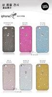 Чехол для для мобильных телефонов Blasting flash! salable product Electroplating aluminum case for iphone 5 Retail Order value of $60 DHL or EMS