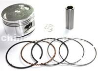 Поршни и Кольца для мотоциклов K082-013, Piston Assembly for GY6 150cc ATV, Go Kart, Moped & Scooter