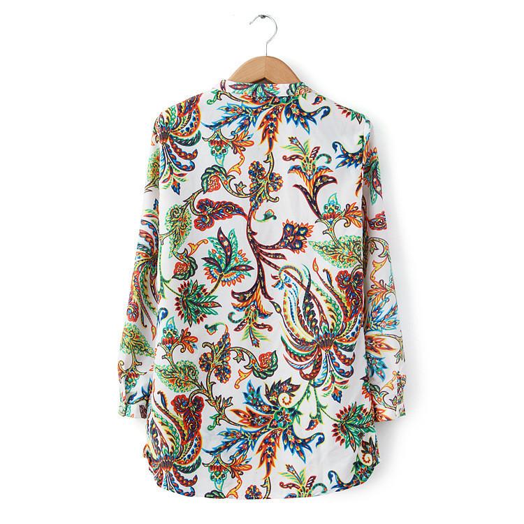Блузка С Принтом Доставка