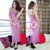 Женский комплект эротического нижнего белья ultra thin gauze Sexy lace lingerie sets
