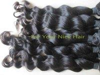 Бразильские натуральные волосы For your nice hair 3  bouncy wave
