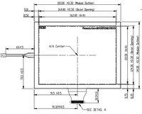 ЖК-модули  080f/lcb800600