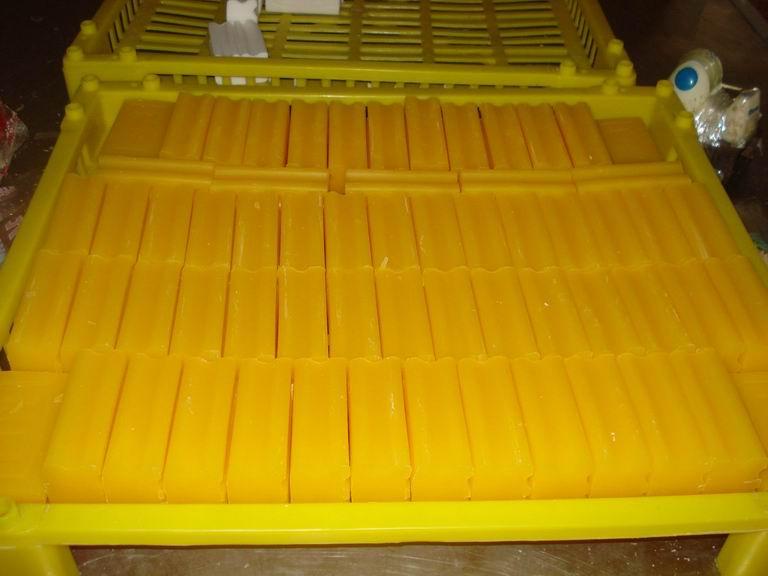 Solar White Translucent Laundry Soap