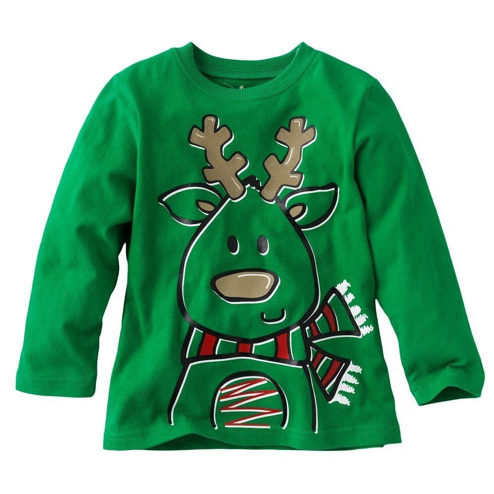 Christmas Shirts For Toddler Boy