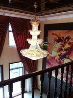 "Люстра Dia32"" Classic/Traditional/Retro Top K9 Crystal Chandelier for Hotel, Hall/Lobby, Bar, Club, etc., YSL-CC2118, OEM"