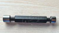 Циферблатный индикатор New 1pcs 18mm PLAIN PLUG GAUGE measure H7 Limit hole gauge high precision