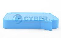 USB зарядка ночной свет, записи сообщения платы синий 10990