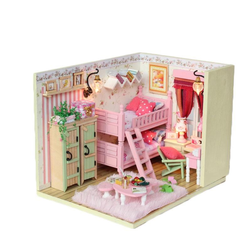 Маленькая кукольная мебель своими руками