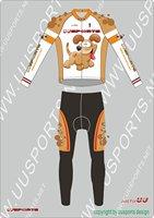 Велоспорт одежда uusports настроить дизайн