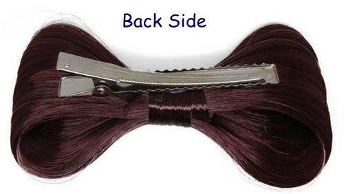 lady gaga hair bow wig. Lady Gaga Hair Bow Wig Bowknot