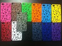 Чехол для для мобильных телефонов Unique Mesh Protective Cover Case for iPhone 4/4S