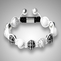 Браслет из бисера new style jewelry fashion bead jewelry shamballa bracelet trends 2013 AF8267G12