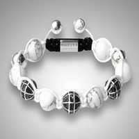 Браслет из бисера new style jewelry fashion bead jewelry shamballa bracelet trends 2013 AF8267G12