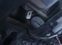 новые led деколь логотип света знак лампа Эмблема автомобиля наклейку для белой mazda 3 м3 12 см х 9,5 см