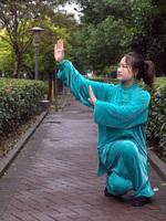 китайские боевые искусства ушу одежда кунг-фу рубашка Тай-Чи костюм золото бархат осень и зима тайцзи одежда