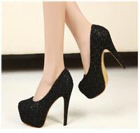 Туфли на высоком каблуке  B101