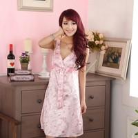 Женские ночные сорочки и Рубашки YRD Droppshipping V Sleepshirt JX0199
