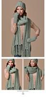Женские шарфы, Шапки, Комплекты Zhejiang,china