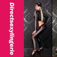 сексуальная гонки девушка костюм гоночных снаряжение стриптизерша набор мокрый вид черный дешевле Цена lc8545 Быстрая доставка drop Доставка