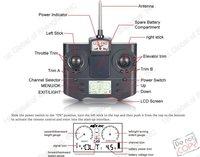 Детский вертолет на радиоуправление 28 4/mjx F27 F627