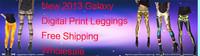 Женские джинсовые леггинсы Galaxy legging  13081