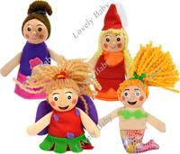 Перчаточная кукла Brand New 4 /,  6909 6909#