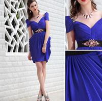 Платье для вечеринки утром моды