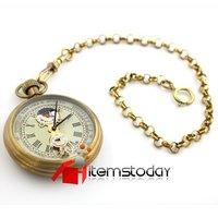 Карманные часы на цепочке Tourbillon AJIW5WH409