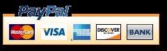 Credit or debit card through Escrow