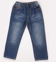 Мода детей джинсы для мальчика весной и осенью и розничной торговли с