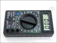 Мультиметр Ammeter Voltmeter Ohm Test Meter Digital Multimeter #544