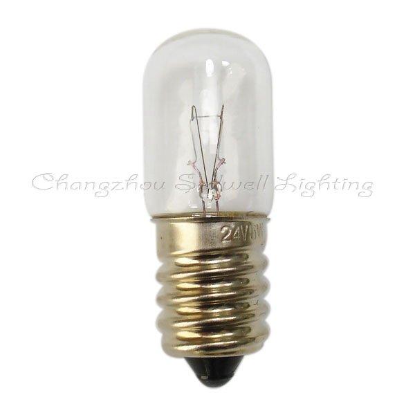 New Guaranteed 100 E14 T16x45mm 24v 5w Miniature Lamp