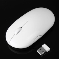 Thin 2.4GHz Wireless USB Wheel Optical Mouse PC Laptop