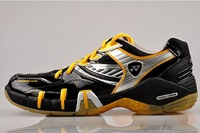 Женские кеды new arriver 102 black colour men and women badminton shoes size : 36 - 45