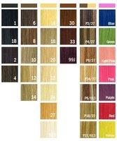 Наращивание волос sensationel премии слишком 9pcs/set