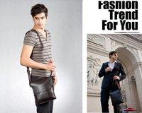 Новая мода кожа мужчин сумка, мужчины посыльный мешок, Бизнес & досуг мешок