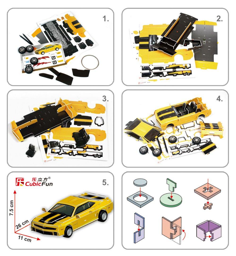 Как сделать 3 d машину
